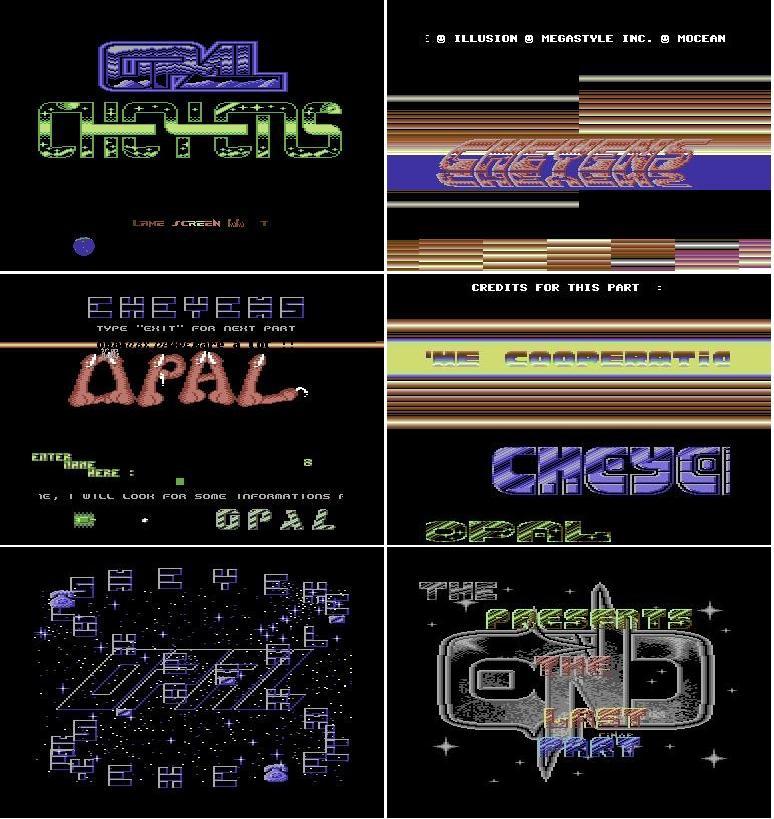 C64 INTROS (A)